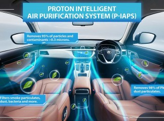 All Proton models will now come with an N95 Cabin Filter