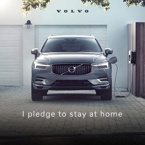 Volvo Pledge Image - XC60