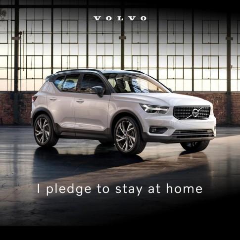Volvo Pledge Image - XC40